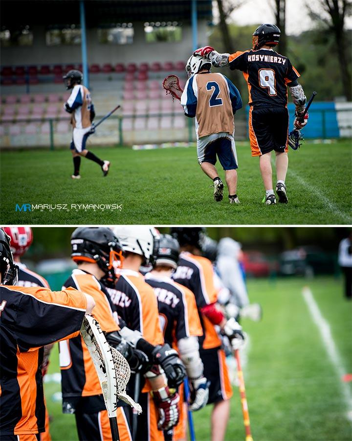 Kosynierzy Wrocław - Kraków Lacrosse Kings