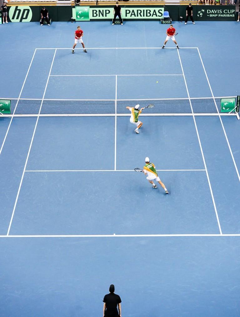 Tenis Debel Davis Cup